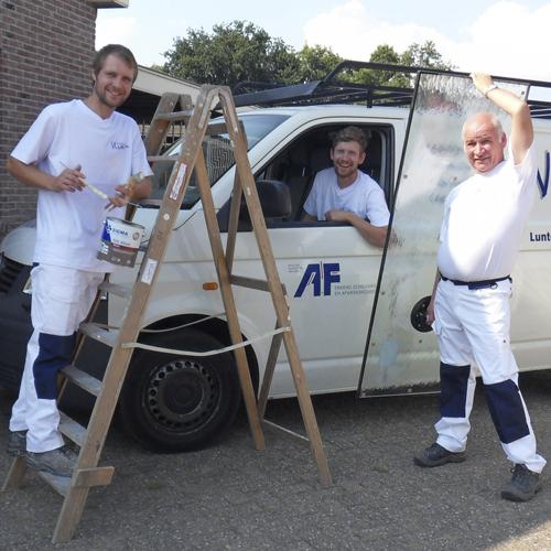 Schildersbedrijf Vliem Team
