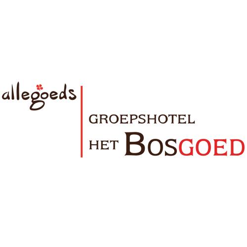 Het Bosgoed, groepsaccommodatie logo