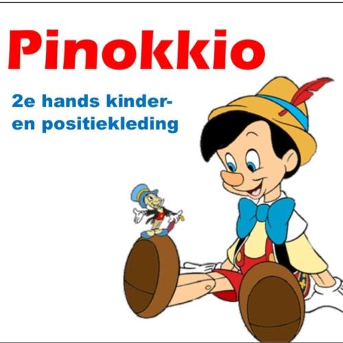 Pinokkio Ederveen Logo