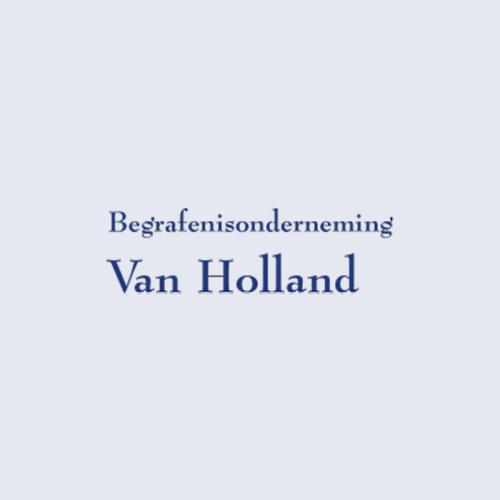 Begrafenisonderneming Van Holland Logo