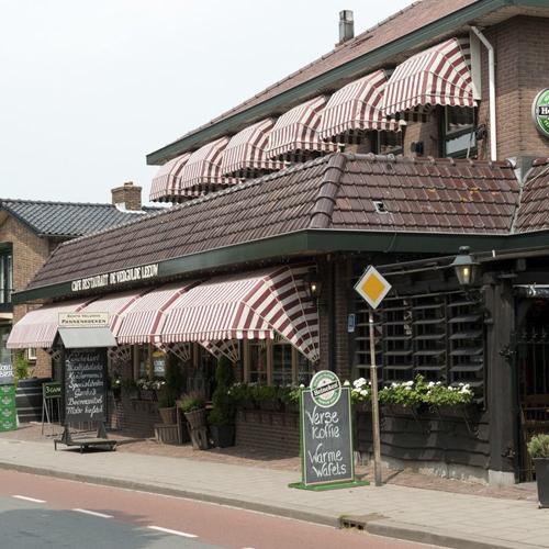 Restaurant De Vergulde Leeuw