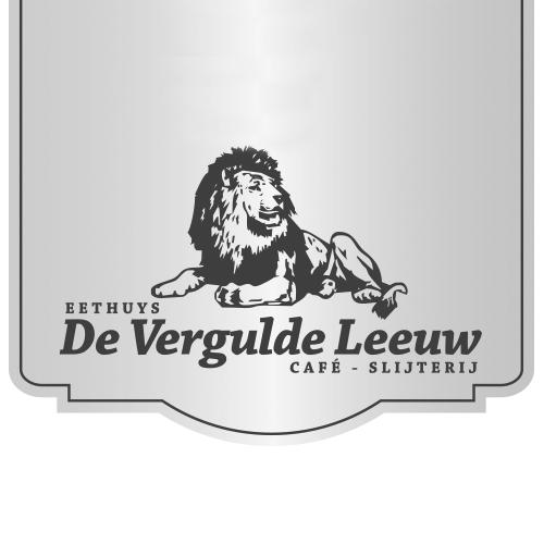 Restaurant De Vergulde Leeuw Logo