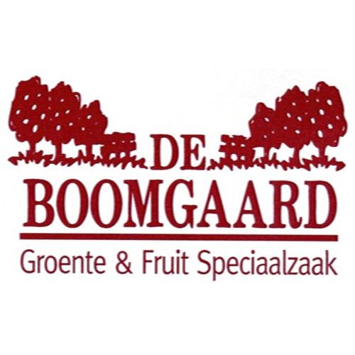 De Boomgaard Groente & Fruit Logo