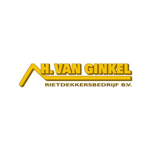 Rietdekkersbedrijf G. van Ginkel Logo
