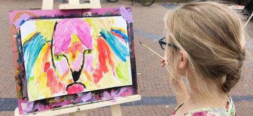 Kunstfestival voor Kinderen Lunteren