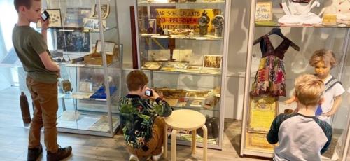 Virtuele Rondleiding Bevrijding Museum Lunteren