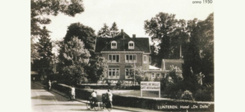 Monumenten Lunteren Huize Zonnehoek