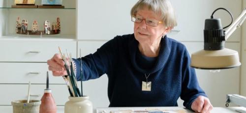 Biografie Marieke Bouman Lunteren