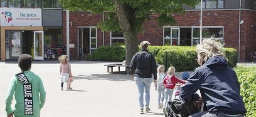Veilig naar school in Lunteren
