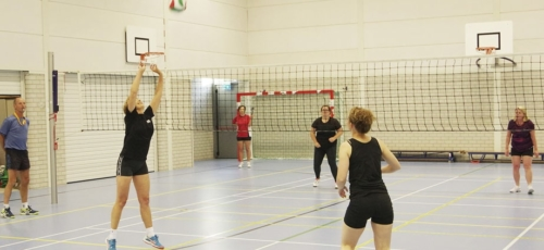 Co-Volley Cees Roelofsen DOS Lunteren