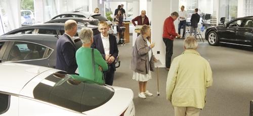 Autobedrijf Koudijs 40 jaar Lunteren
