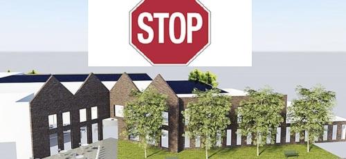 Planontwikkeling dorpshart Ederveen afgeblazen