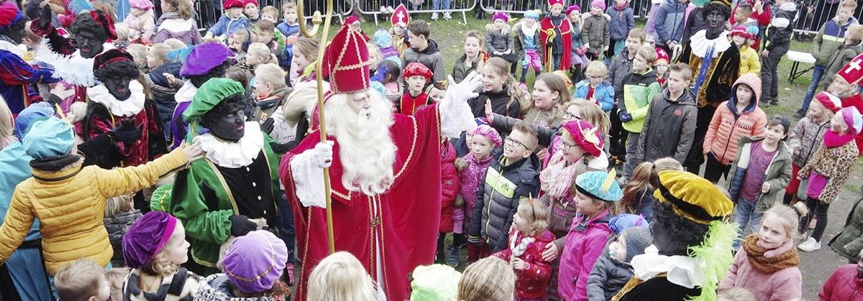 Sinterklaas Lunteren