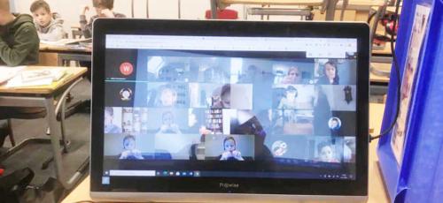 Online les groep 5
