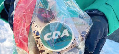 CDA Chocoladehart Vrijwilligers Lunteren