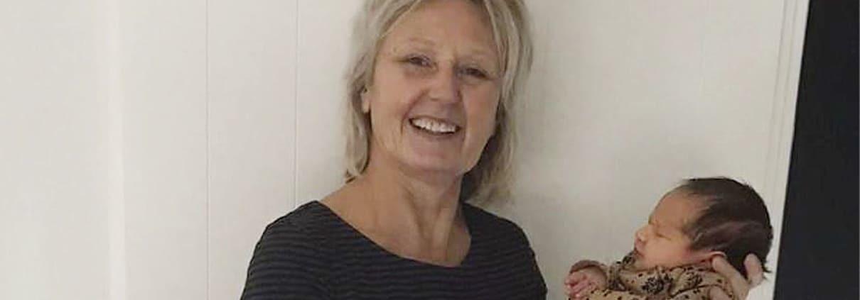 Femmy Kuiper 35 jaar Verloskundige Lunteren