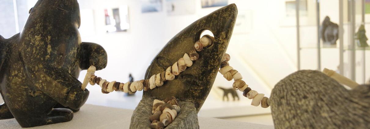 Museum Lunteren Expositie Cool Inuit Art
