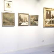 Museum Lunteren Winterpracht Expositie