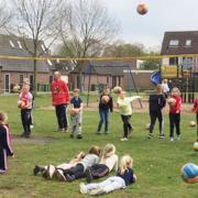 DOS Volleybalclinic Lunteren