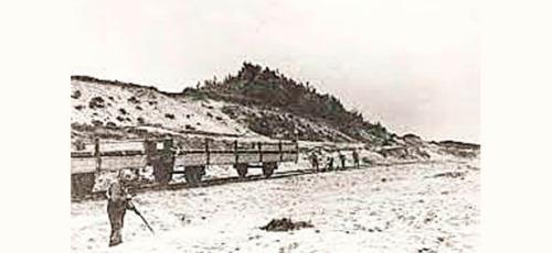 Schietgat Lunteren 1900