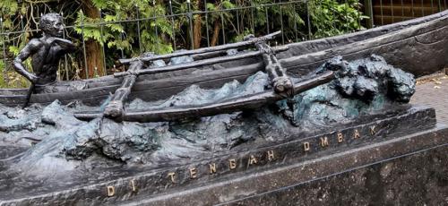 Moluks Monument Lunteren