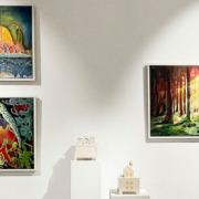 Expositie Door Kunst in Verwondering in Galerie Goudsberg