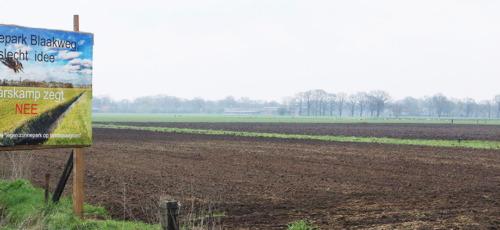 Zonnepark Blaakweg NEE Harskamp